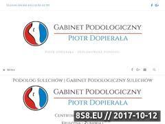 Miniaturka podolog-sulechow.pl (Podolog Piotr Dopierała Sulechów, Zielona Góra)