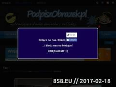 Miniaturka domeny podpiszobrazek.pl