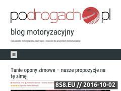 Miniaturka domeny podrogach.pl