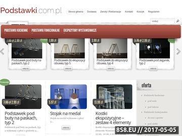 Zrzut strony Podstawki stojaki standy pod kolumny | ARKA