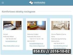 Miniaturka domeny www.poduszka.pl