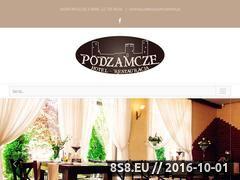 Miniaturka domeny www.podzamczehotel.pl