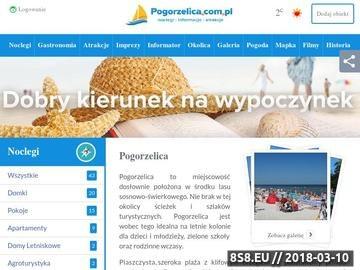 Zrzut strony Pogorzelica