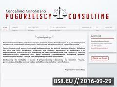 Miniaturka domeny www.pogorzelscy.pl
