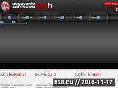 Miniaturka domeny pogotowie-zamkowe.com