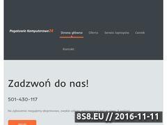 Miniaturka domeny pogotowiepoznan.pl