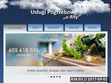 Zrzut strony Http://pogrzeby-wladek.pl