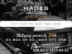 Miniaturka Usługi pogrzebowe (pogrzebyzywiec.pl)