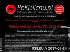 Miniaturka domeny pokielichu.pl