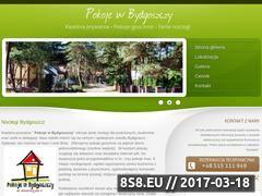 Miniaturka domeny www.pokoje-bydgoszcz.pl