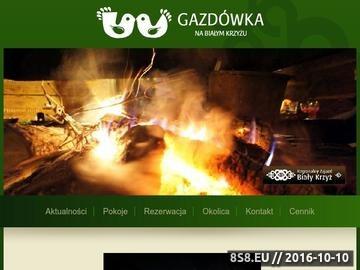 Zrzut strony Gazdówka - tanie noclegi Szczyrk