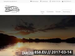 Miniaturka domeny pokojepodlasem.com.pl