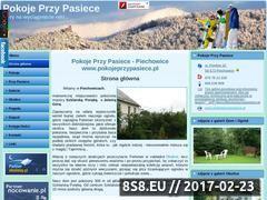 Miniaturka domeny www.pokojeprzypasiece.pl