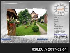 Miniaturka domeny www.pokojeukrystyny.pl