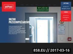 Miniaturka pol-poz.pl (Systemy przeciwpożarowe, instalacje i usługi)