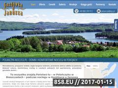 Miniaturka domeny www.polanczyk-noclegi.pl