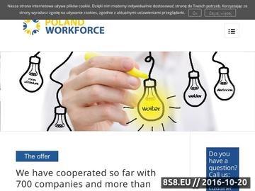 Zrzut strony Praca tymczasowa, leasing pracowniczy