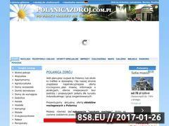 Miniaturka domeny polanicazdroj.com.pl