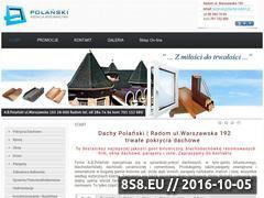 Miniaturka domeny polanski.sitepark.pl