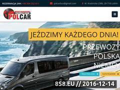 Miniaturka Przejazdy Niemcy-Polska (www.polcarbus.com)