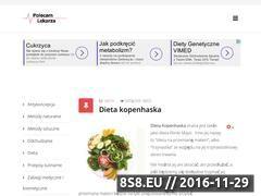 Miniaturka domeny www.polecam-lekarza.pl