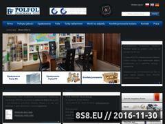 Miniaturka domeny www.polfol.pl