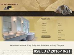 Miniaturka domeny polgranit.pl