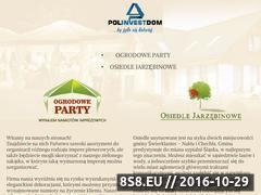 Miniaturka domeny polinvestdom.pl