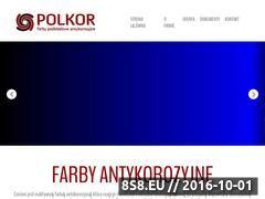 Miniaturka domeny www.polkor.com.pl