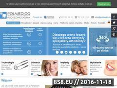 Miniaturka domeny www.polmedico.pl
