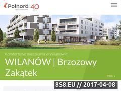 Miniaturka domeny www.polnord.pl
