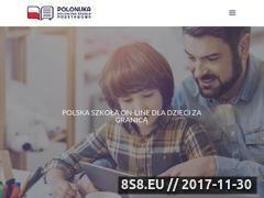 Miniaturka polonijka.edu.pl (Edukacja dla Polonii)