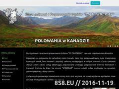 Miniaturka polowaniawkanadzie.pl (Polowania w Kanadzie)