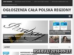 Miniaturka polskaoferty.pl (Darmowa publikacja artykułów)