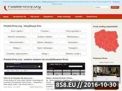 Miniaturka domeny polskie-firmy.org