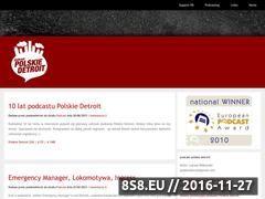 Miniaturka domeny www.polskiedetroit.com
