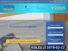 Miniaturka polskiepozyczki.com.pl (Korso - pożyczki bez sprawdzania zadłużenia)