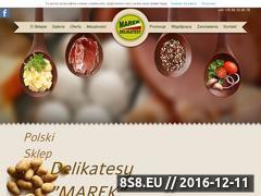 Miniaturka domeny www.polskisklep-flensburg.de