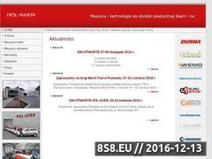 Miniaturka domeny www.polsver.pl