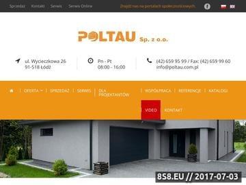 Zrzut strony Automaty do bram Łódź - automaty-do-bram