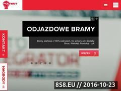 Miniaturka domeny poltent.pl