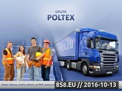 Miniaturka domeny www.poltex.eu