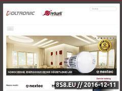 Miniaturka domeny poltronic.com.pl