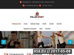 Miniaturka polubsport.pl (Treningi personalne Warszawa)