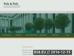 Miniaturka domeny polzlaw.pl