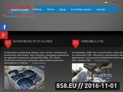 Miniaturka domeny pom-sztum.pl
