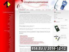 Miniaturka domeny www.pomiarymetr.pl