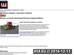 Miniaturka domeny www.pomoc-drogowa.walcerz.pl