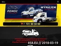 Miniaturka domeny pomocdrogowa-wroclaw.eu