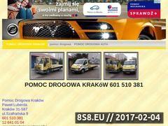 Miniaturka domeny www.pomocdrogowa.witryna.info